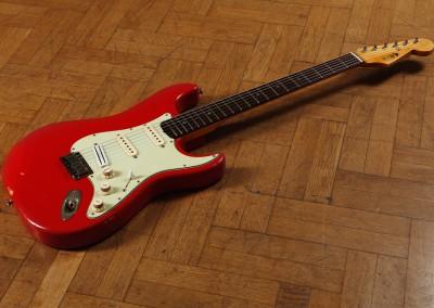 Tuber Stratocaster